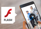 Android Flash 再生
